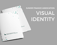 UP Junior Finance Association | Visual Identity