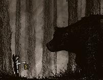 Boy and the Bear