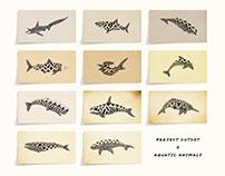 Project Dutdot x Aquatic Animals