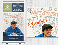 PPCC High School Programs Banner