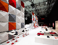 Bata Fashion Weekend Milan exposition 2018