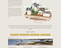 Roberts Collection Website Redesign