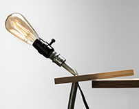 Seesaw Lamp