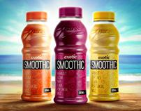 Smoothic - Bottle & Label Design