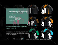 Experiencing the Hyperloop   Projection Mapping