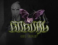 COEVAL ON TOUR (tee-shirt)