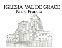 Historia 1/ 2012-2/ Iglesia Val de Grace