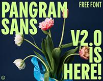 Pangram Sans v2.0 - Free Font