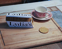 Lydia's High Tea Biscuits