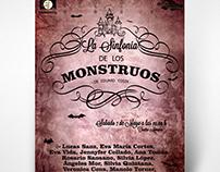La sinfonia de los Monstruos. ( Teatro )