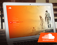 Simpler Soundcloud - Redesign Concept