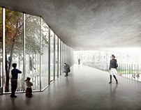 Cultural and Events Centre by the Tower of London (UK)