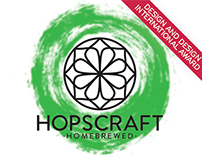 Hopscraft Homebrewed craft beer