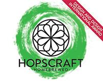 Hopscraft Homebrewed craft beer