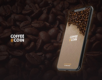 Coffee Coin - iOS app