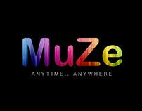 POLYTRON   Muze Campaign