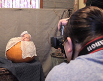Baby Photoshots - Behind the Scenes