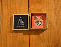 Mini Állatos Memória