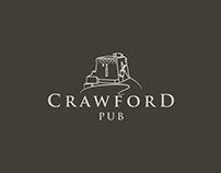 Crawford Pub - Logo Restyling