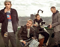 'Kislota' Movie Crew | L'Officiel Russia
