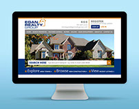 Egan Realty Group - Website