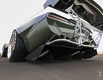 Pontiac Firebird TT Concept P.II
