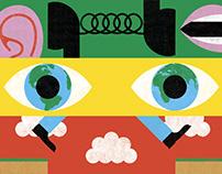 Editorial Illustrations: Part Three