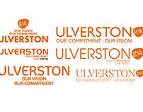 'GlaxoSmithKline' | 'Ulverston' Campaign Logo Designs