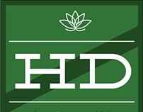 HD Landscape Branding and Website Design