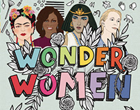 Wonder Women - Carlton Books