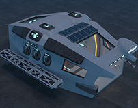 Discovery Spaceship