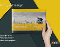 A4 Business Brochure/Catalog