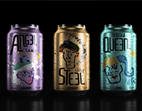 Urban Brewery - Beer Label Design