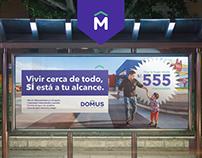 Campaña - Domus Hogares