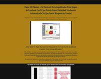 Landing Page Para Producto Digital - Venezuela