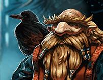 Athos the crow master