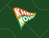 KhelNow Identity
