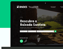 Webdesign: Project for University of São Paulo