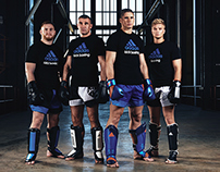ADIDAS BOXING OFFICIAL PHOTOSHOOT