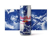 Red Bull. Limited Edition. Concept.