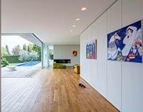 Villa Tannay by Lin.Robbe.Seiler
