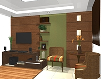 PROJETO: sala de estar