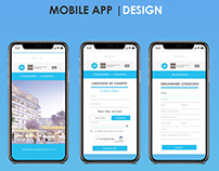 ivs rapport and mobile app design