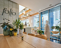 Folio Green House by OFFICE 313