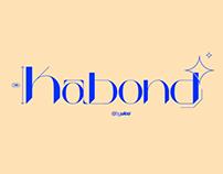 KABOND - FREE FONT