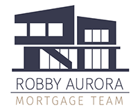 Branding/ Logo Design- Robby Aurora Mortgage Team