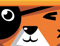 Mascotes Animerp 2015