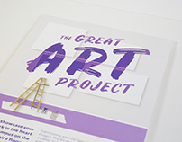 The Great Art Project Poster