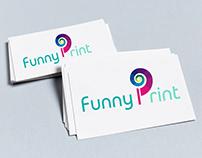Logo/Landing page FunnyPrint