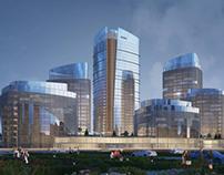 Urban planning + пдп/ Almaty